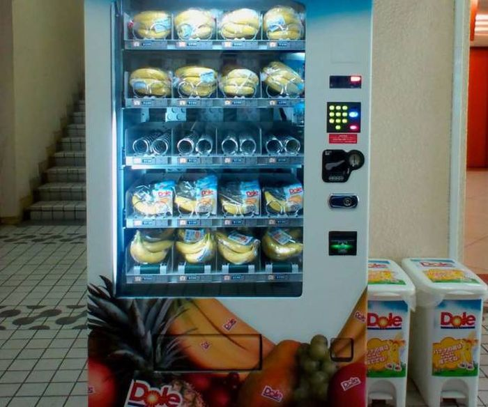 These Days You Can Find Just About Anything In Vending Machines