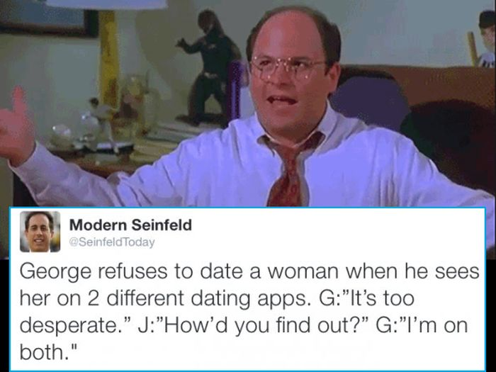The 10 Most Hilarious Modern Seinfeld Tweets