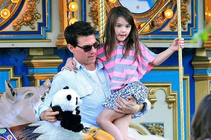 Famous Actors Hanging Out With Their Daughters