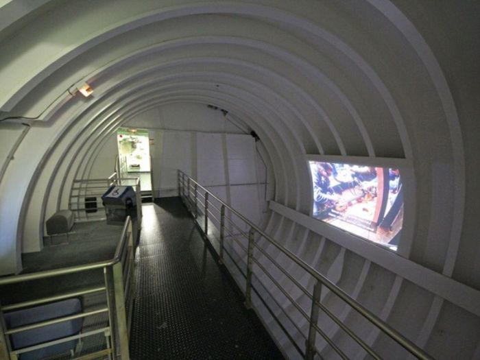 Nuclear Submarine Turned Into A Museum In France