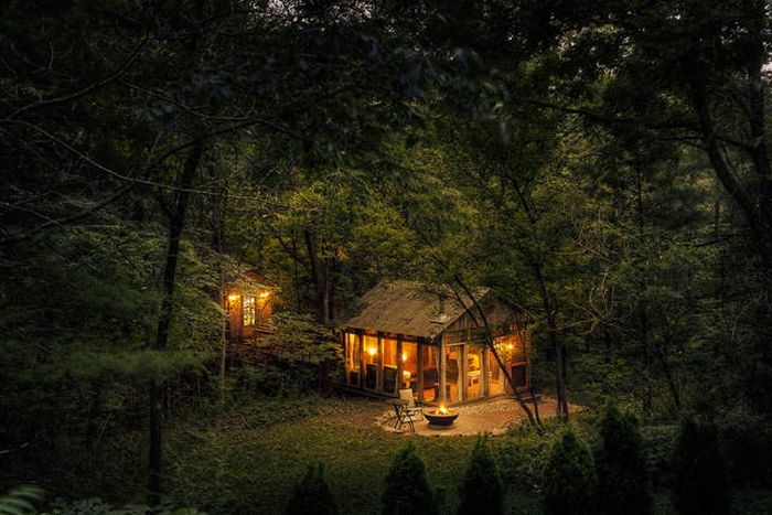 Secluded Cabins In The Woods That Are Perfect For A Getaway