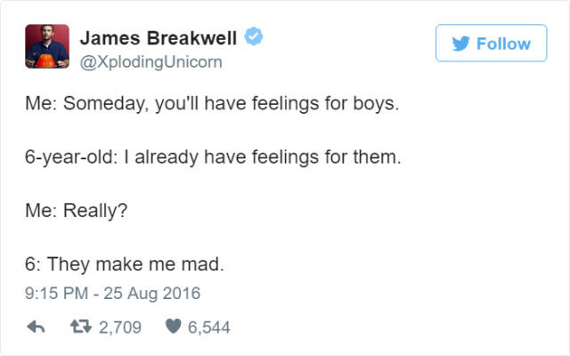 Twitter Users Reveal The Funniest Things Their Kids Have Ever Said