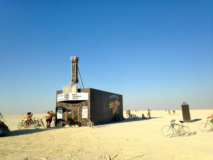 Burning Man Truly Is Unlike Any Other Festival On The Planet