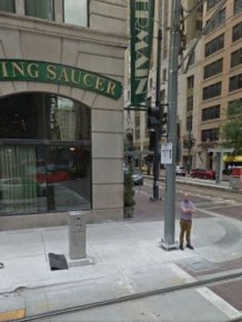 Houston Resident Caught Having A Bad Time On Google Street View
