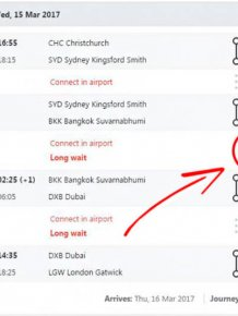 Skyscanner Has A Brilliant Response For Guy Complaining About His 47-Year Wait