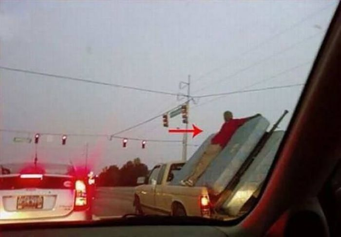 Safety First Is Not Something That These People Are Concerned With