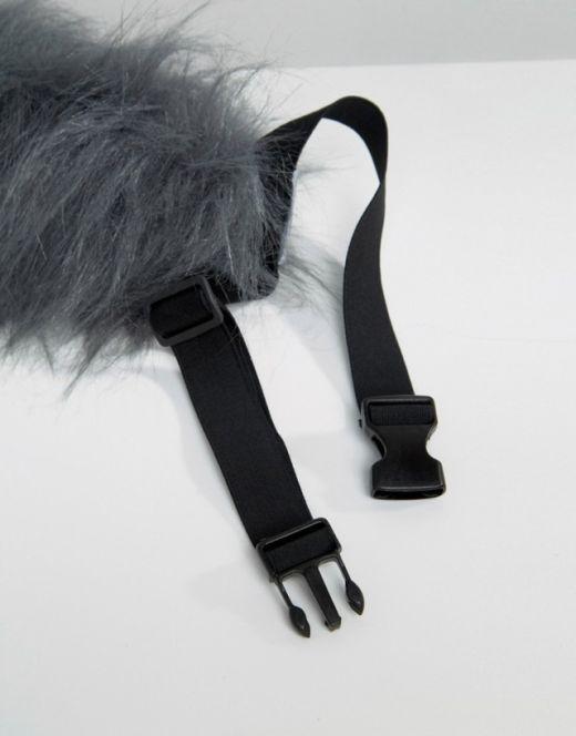 False Tails Are A Fun Fashion Trend
