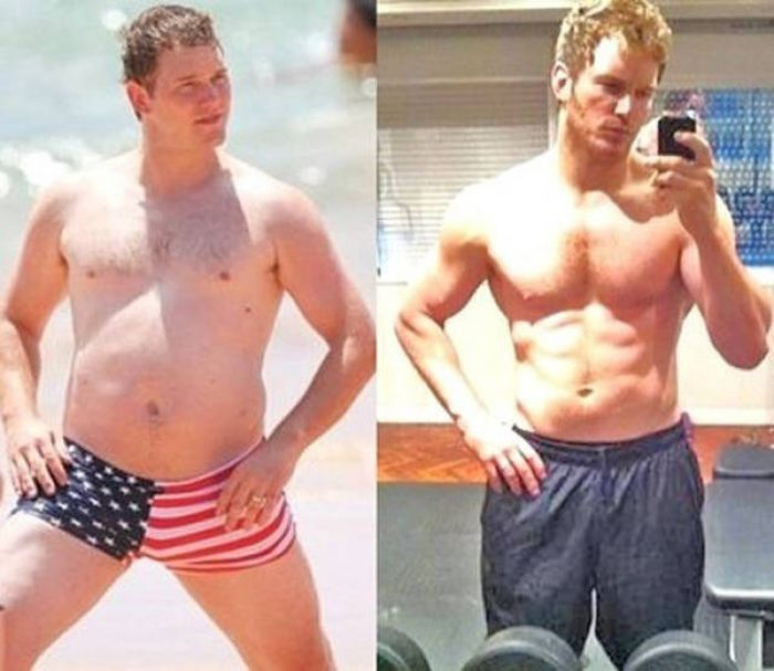 Amusing Before And After Pictures That Will Blow Your Mind