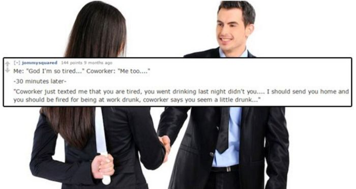 Horror Stories About Coworkers You'll Be Glad You Don't Work With