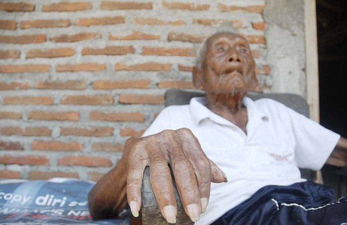 Man Claiming To Be World's Oldest Human Says He's Ready To Die
