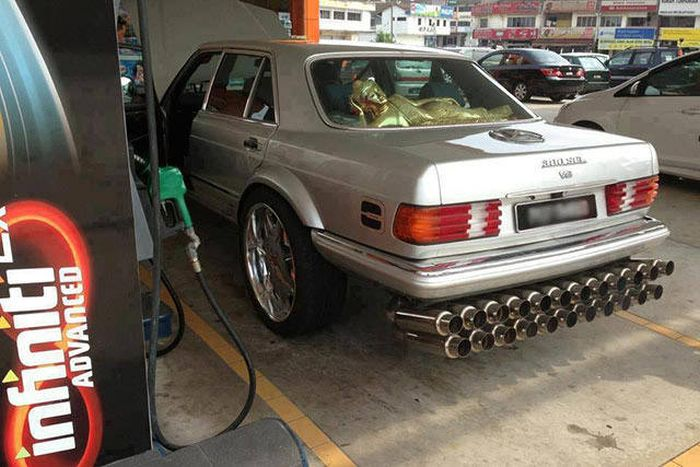 Cars That Will Make You All Kinds Of Confused