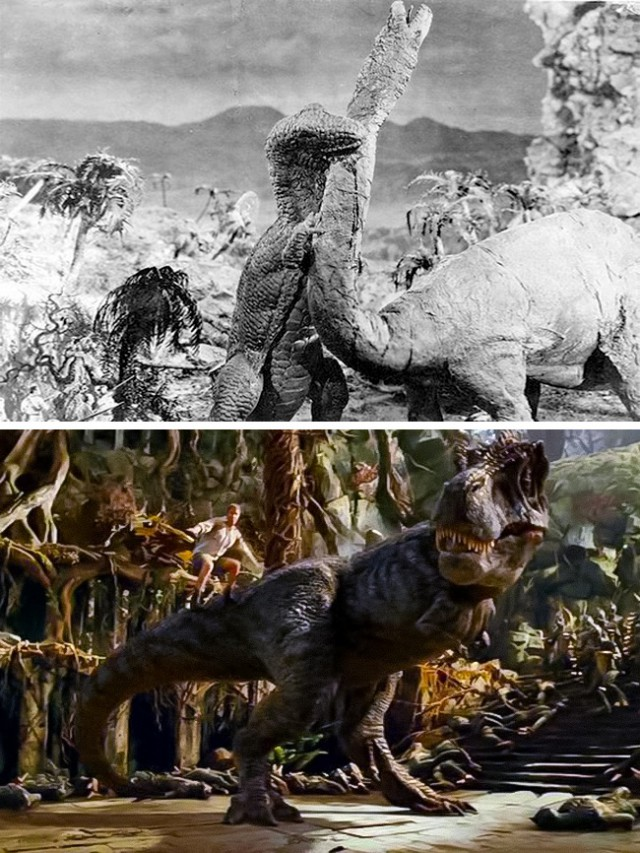 the evolution of special effects in motion pictures Mcnaulty, mike the evolution of the motion picture, part 1 the evolution of the motion picture, part 1 ezinearticlescom.