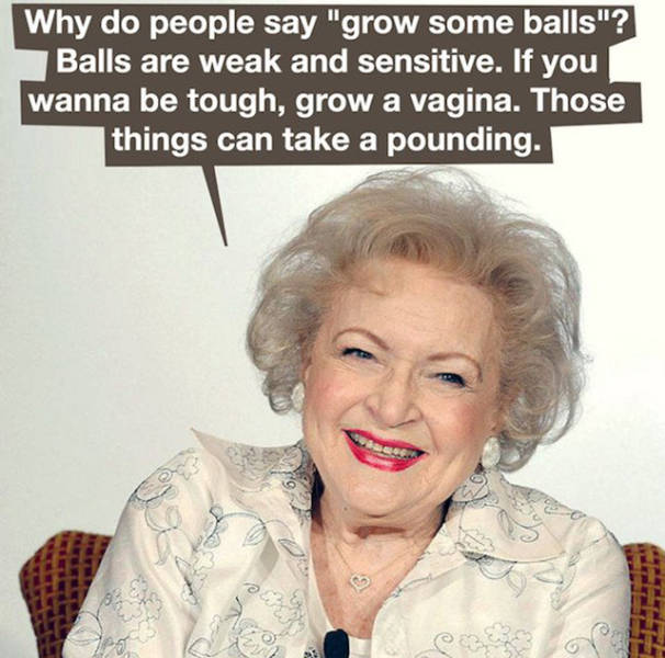 Hilarious Quotes From The One And Only Betty White