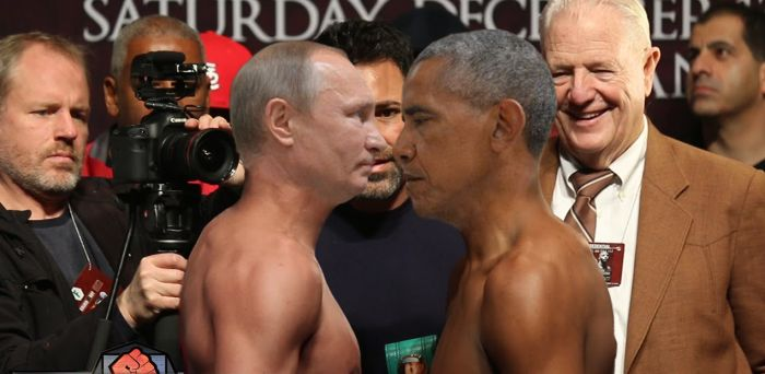 Obama And Putin Inspire Photoshop Battle After Stare Down At G-20 Summit Battle