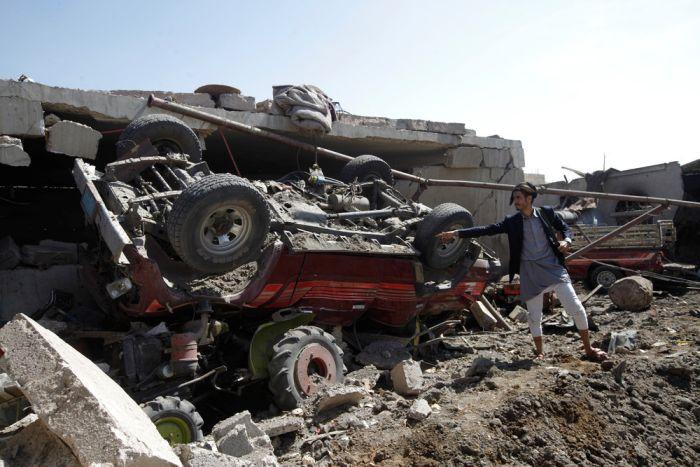 Interesting Photos That Capture Everyday Life in Yemen