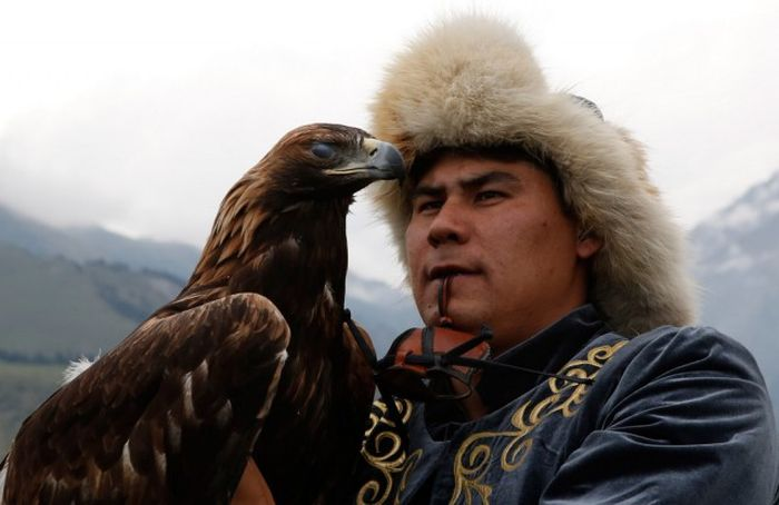Steven Seagal Attends World Nomad Games In Kyrgyzstan
