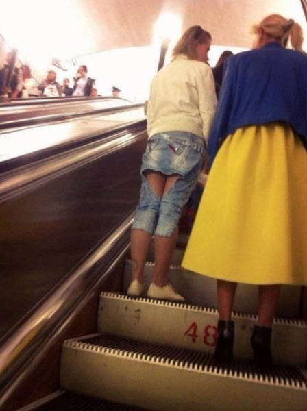 Awkward Fashion Fails That Will Make You Cringe So Much It Hurts