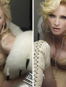 Celebrity Photos Show Striking Differences Before And After Photoshop