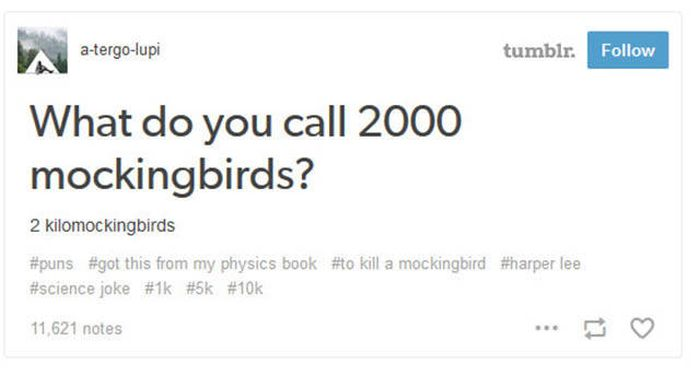Clever Science Jokes From Tumblr For Your Amusement Others