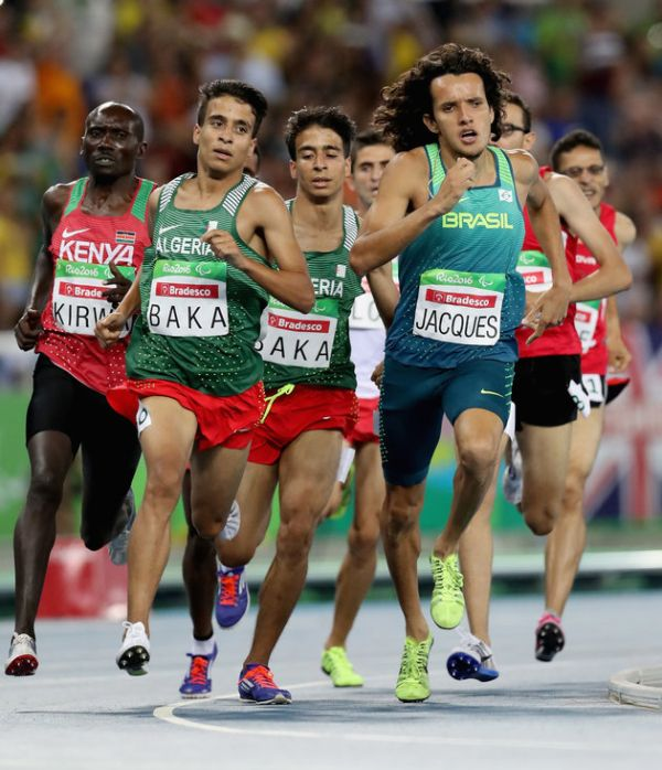 Paralympians Ran The 1500m Faster Than Runners At The Rio Olympics Final