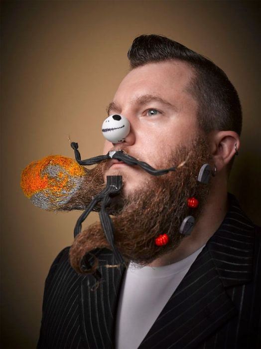 The Best Of The Best From The 2016 National Beard And Moustache Championships