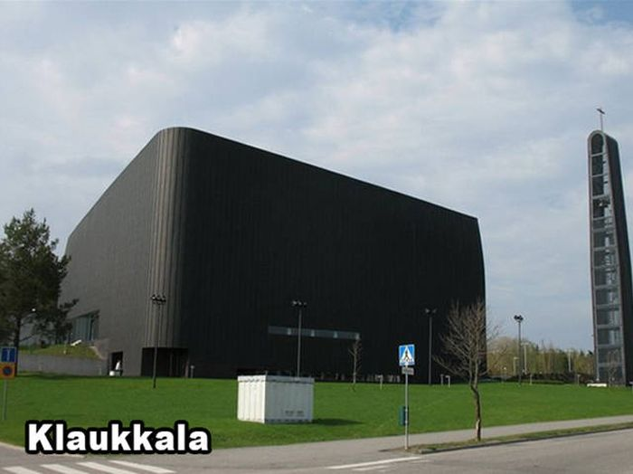 Unusual Churches You Can Find In Finland