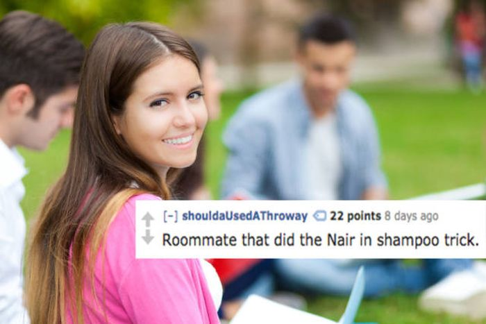 Proof That Freshman Roommates Can Be Your Worst Nightmare