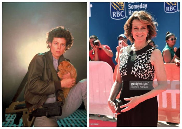 See What The Cast Of Aliens Looks Like 30 Years Later