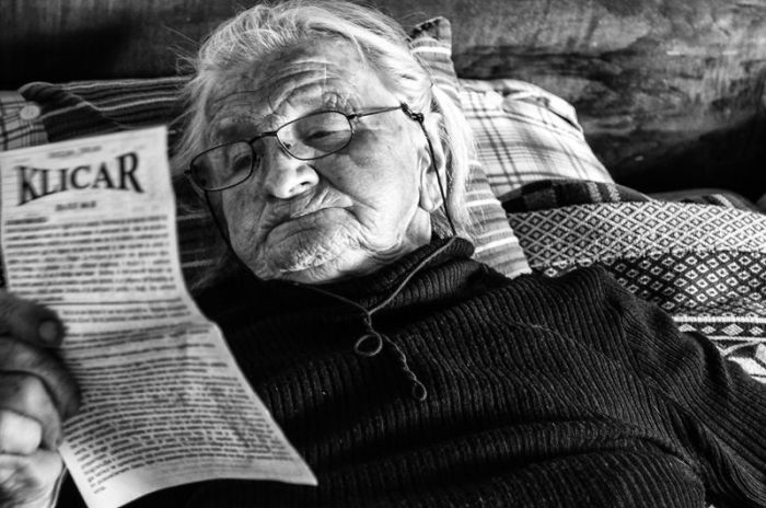 A Day In The Life Of An 83-Year-Old Grandma On The Farm