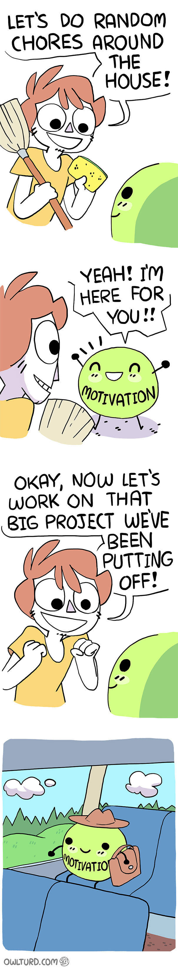 Extremely Funny And Accurate Comics About Life And Adulthood