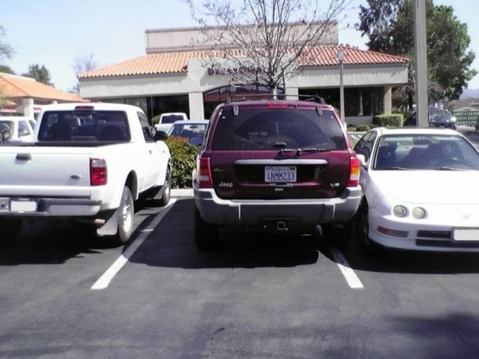 Parking Lot Revenge Is The Sweetest Kind Of Revenge There Is