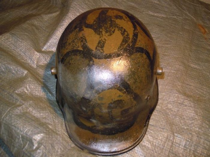 Massive Stash Of World War I Helmets Found In France