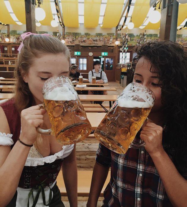 Oktoberfest 2016 Is In Full Swing