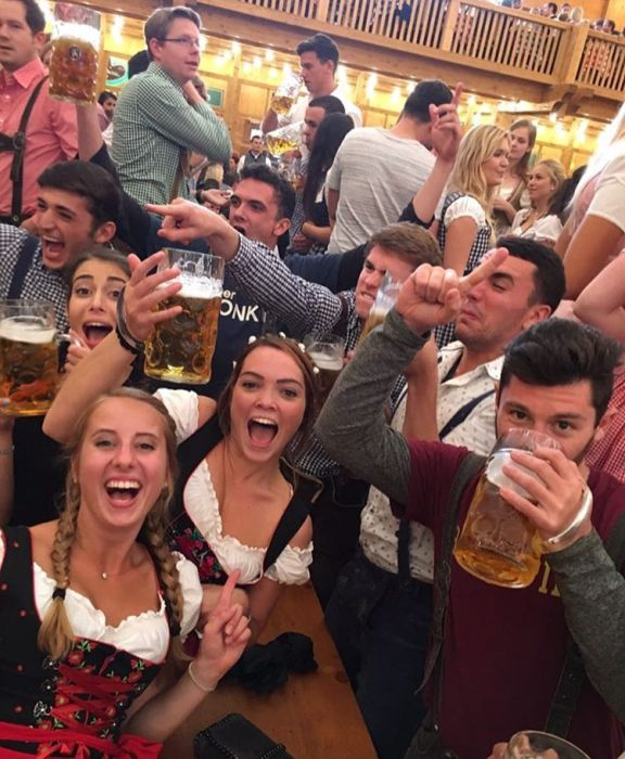 Oktoberfest 2016 Is In Full Swing