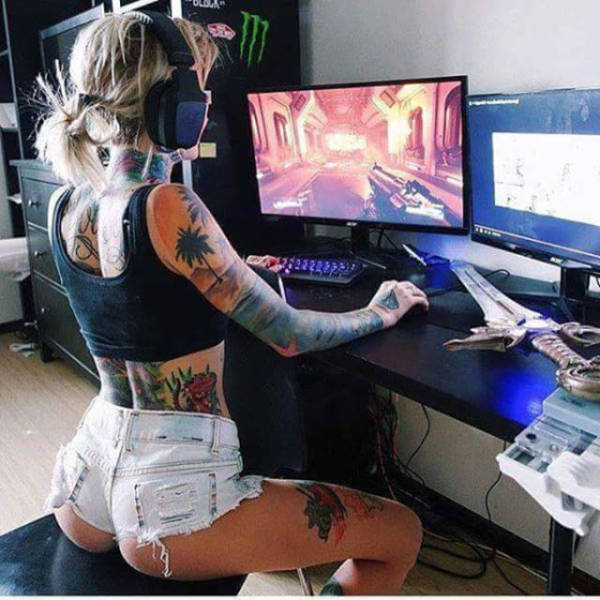 Awesome Gaming Pics For All The Awesome Gamers Out There