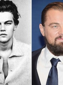 How Celebs Looked Then Compared To How They Look Now