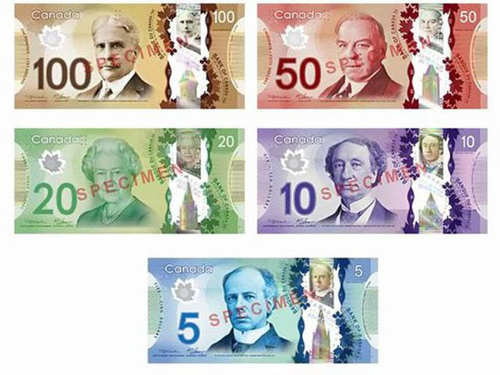 The Most Beautiful Looking Plastic Banknotes In The World