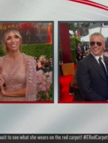 Matt LeBlanc Made An Awkward Joke About Emilia Clarke At The Emmys