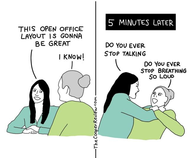 9 Work Cartoons That Will Help You Get Through Your Long Day At Work
