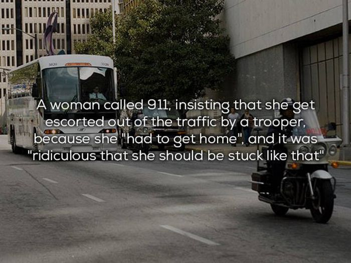 People Who Called 911 For Completely Ridiculous Reasons