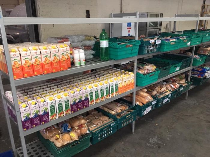 Britain's First Waste Supermarket Allows Customers To Pay What They Want