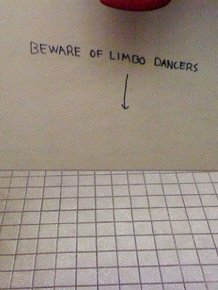 Hilarious Examples Of Bathroom Graffiti In Public Toilets