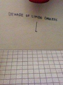 Hilarious Examples Of Bathroom Graffiti In Public Toilets