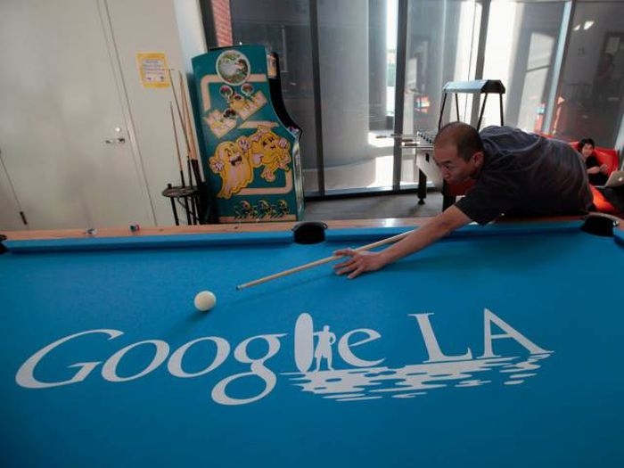 Google Has Some Of The Coolest Offices On The Planet