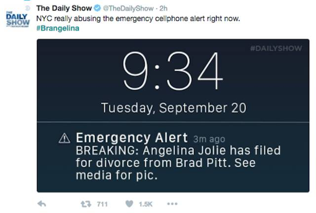 The Funniest Twitter Reactions To Angelina Jolie And Brad Pitt's Divorce