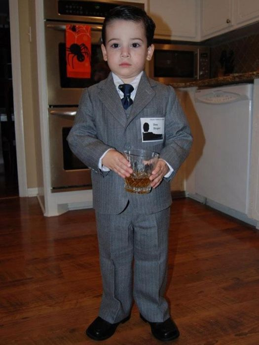 Adorable Kids In Costumes That Will Put A Smile On Your Face