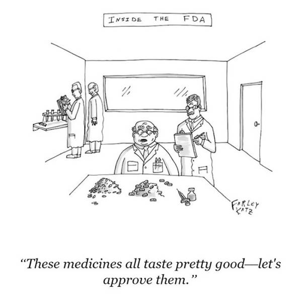 Funny Cartoons From The New Yorker That Will Definitely Crack You Up