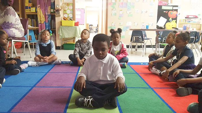 School Gets Amazing Results After Replacing Detention With Meditation