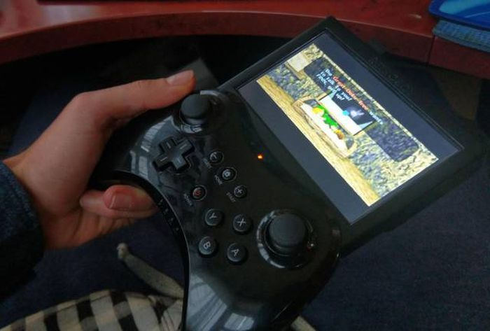 Guy Makes An Amazing Portable Retro-Gaming Console