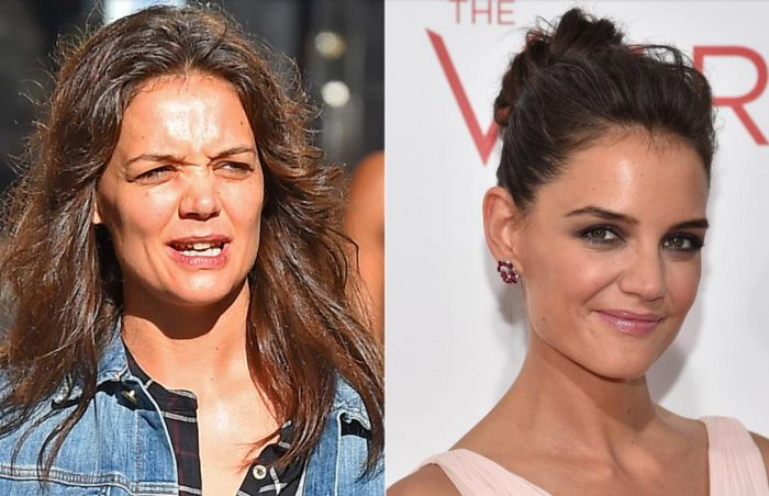 See What Your Favorite Celebrities Look Like Without Makeup